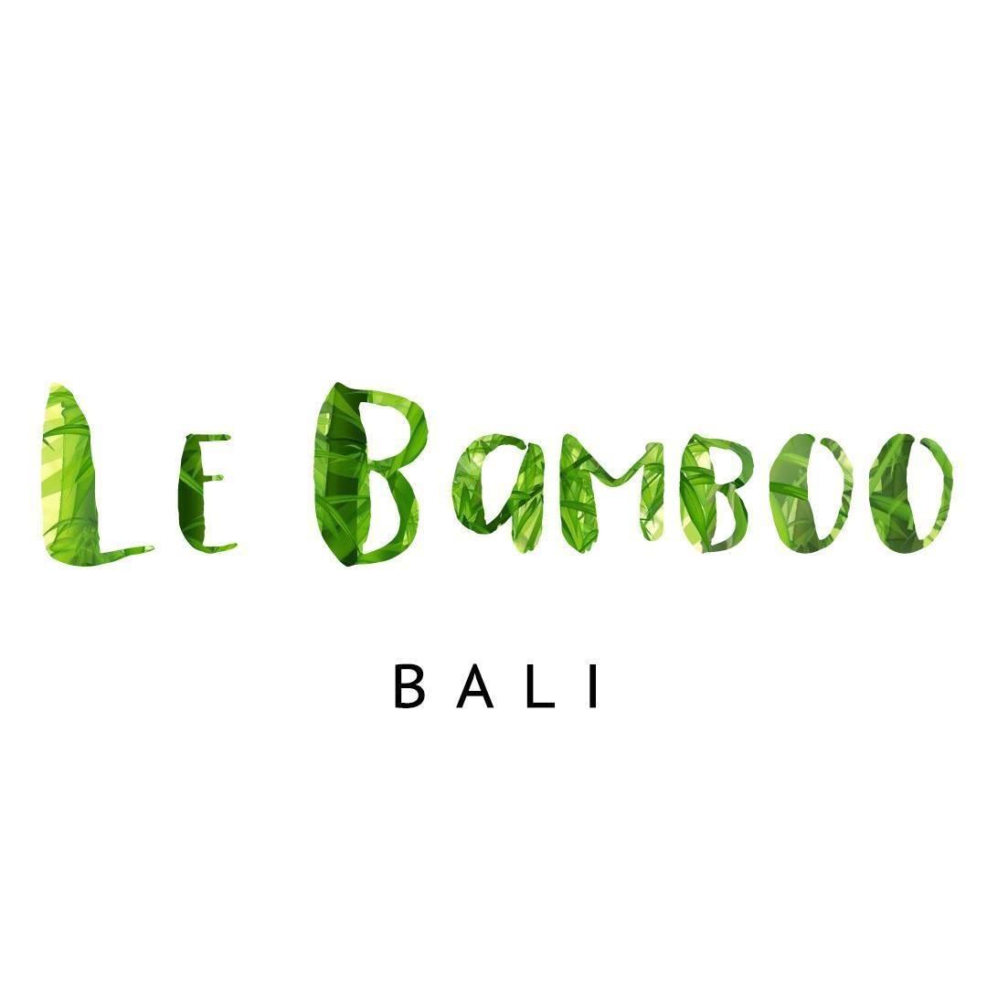 Le Bamboo Bali  Logo
